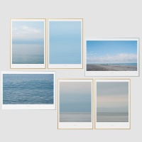 인테리어액자 바다 시리즈 6종 (A3 Print)