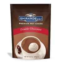 [기라델리]프리미엄 핫코코아 더블 초콜릿 298g