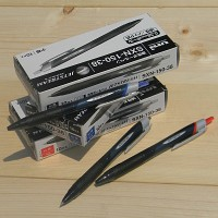 [MITSUBISHl] 0.38mm 아주 얇은 유성볼펜-일본 미쯔비시 uni 제트스트림 1다스(10자루)