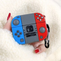 에어팟 3세대 프로 실리콘 케이스 키링_게임기375/PRO