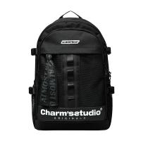 [얼모스트블루] X CHARM S BACKPACK - COOL GRAY 백팩