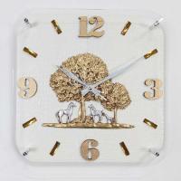 예쁜 엔틱 인테리어 황금나무 벽시계CH1546490