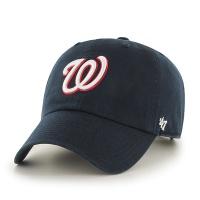 47브랜드 MLB모자 워싱톤 내셔널스 네이비