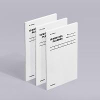 [모트모트] 텐미닛 플래너 31DAYS - 화이트 (3EA)