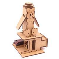 DIY Miniature 모터마타 네모펭귄  배터리미포함