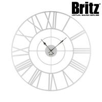 브리츠 27형 로마 숫자 벽시계 BZ-CL2420W