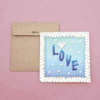LIGHTREE CAKE CARD