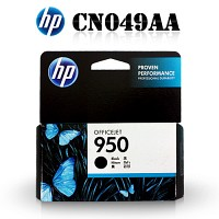 HP CN049AA / NO.950 / Black / 1,000P
