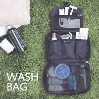 [네이쳐하이크] 여행용 세면가방 세면백 여행 캠핑 가방 파우치 -네이쳐하이크 워시백 핑크