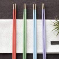 방짜유기 살균 젓가락 - 4color