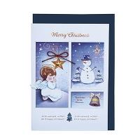 FS108-1 크리스마스카드 카드 성탄카드