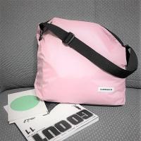 콤마스 숄더백 / 핑크