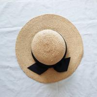 Raffia Bunny Sun Hat