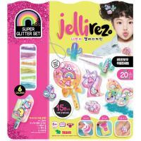[영실업]Jellirez 레인보우 주얼리 젤리 레진아트 set