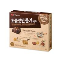 (박스특가) 큐원 초콜릿만들기세트 170g x10개