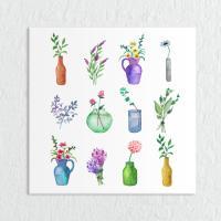 cq070-꽃과식물들_소형노프레임