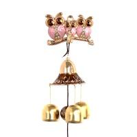 (kcjg006)트리플 부엉이 문종 핑크