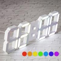 루나리스 프리즘 3D LED 벽시계 LG전구 JS-i33