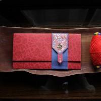 붉은비단 봉투 (035-ME-0024)