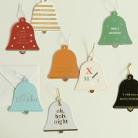 크리스마스 벨 카드 [01~08]