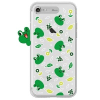 [SG DESIGN] iPHONE7 8 PLUS 라인프렌즈 레너드패턴