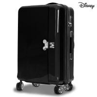 [디즈니]파스텔 여행가방 블랙 20 사이즈 캐리어