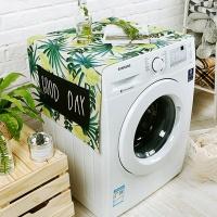 [무료배송]북유럽 보태니컬 세탁기 커버