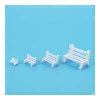 테라리움 화이트 의자(5P)-4종