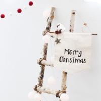 크리스마스 월배너(목화)