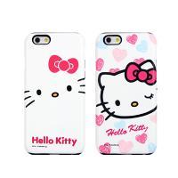 [Hello Kitty]헬로키티 챠밍 실리콘 범퍼케이스-갤럭시S6/S6엣지/S5/S4/노트4/노트3