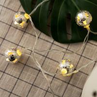 가랜드 LED 무드등 [사탕] (10구/건전지타입)