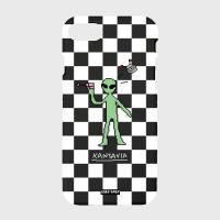 Alien kantavia-check(color jelly)