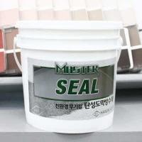 마스터씰 무기질 탄성 도막 방수제 4kg