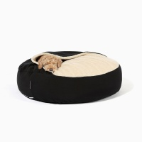 POCKET CUSHION BED(BLACK)