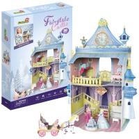 [3D퍼즐마을][P809h] 동화속의 성 (Fairytale Castle)