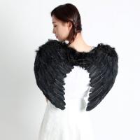 천사날개-블랙(중)