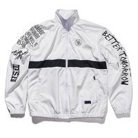 [비에스래빗] Crush track jacket_White