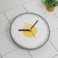 [시우아트] 에그 키친 욕실시계 (방수/흡착)