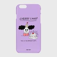 [어프어프] 하드/터프/슬라이드 Poovely cake-violet