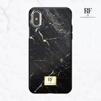 RF by 리치몬드&핀치 아이폰XsMAX케이스 블랙마블