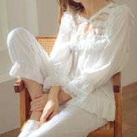 Angel 러블리 레이스 공주잠옷 투피스 홈웨어