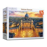 1000피스 바티칸 궁전의 노을 직소퍼즐 PL1416