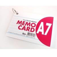 아이비스 1200 메모카드(A7) 06180