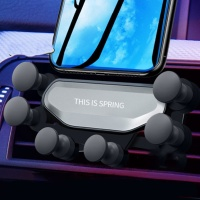 차량용핸드폰거치대 제3세대 차량용 송풍구거치대