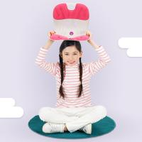 [TV광고상품] 커블체어 키즈 자세교정 의자
