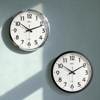 오리엔트 OT614 무소음 오피스데코 인테리어벽시계