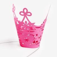 [인디고샵] 공주니까 로즈 핑크 블라썸 왕관