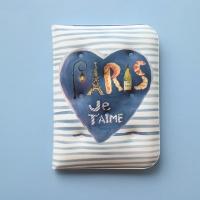 BLUE PARIS DREAMI 블루 파리 드리미 노트