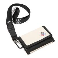 [로아드로아]ROIDESROIS - RETRO MINIME WALLET (BEIGE) 지갑 3단지갑