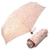 5단 수동 우산(양산겸용) - 소녀에게(핑크)